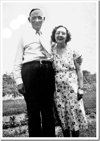 کیسی و همسرش